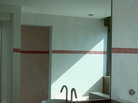 Modern Glass Mirrors available at Aspired Aluminium & Glass