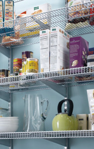Pantry Shelving from Wardrobe World™