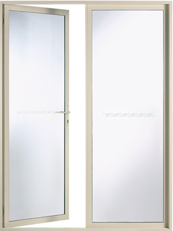 Affinity french doors