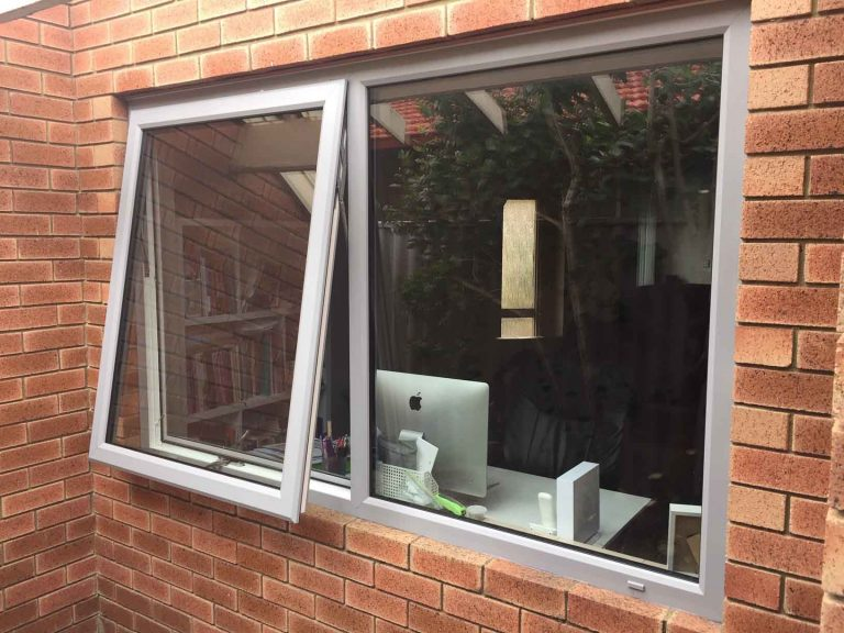 uPVC Double Glazed Awning Windows