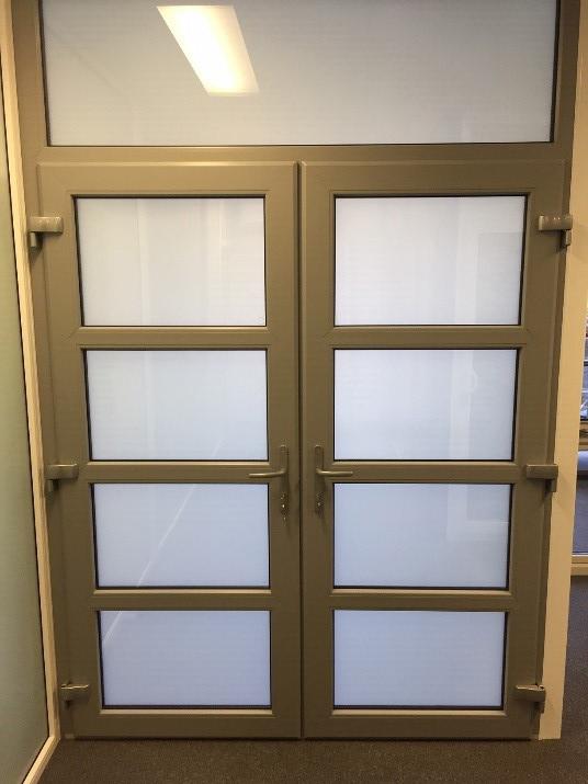 Upvc Double Glazed Doors Aspired Aluminum And Glass Bunbury