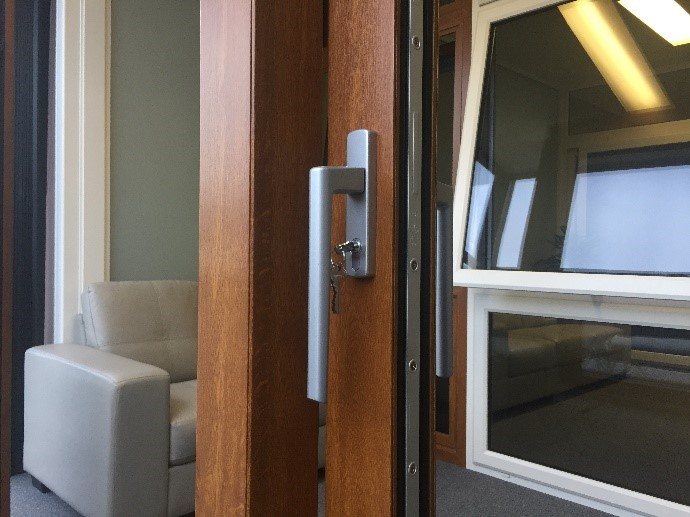 Double Glazed Lift and Slide PD76