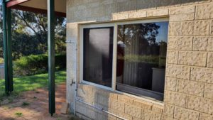 New windows installed by Aspired